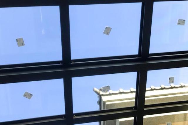 希望能在家中欣賞到漂亮的星空,玻璃絕對是天窗的第一個考量