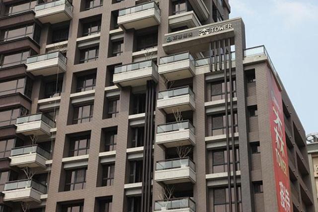 森tower 使用育璽雙中空懸膜節能玻璃