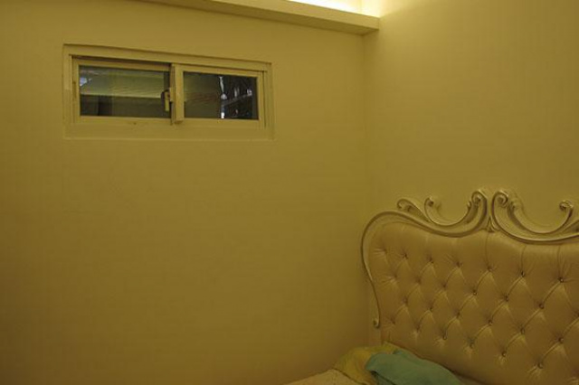 位在中和的公寓2樓,有西曬的問題,也有噪音問題.....
