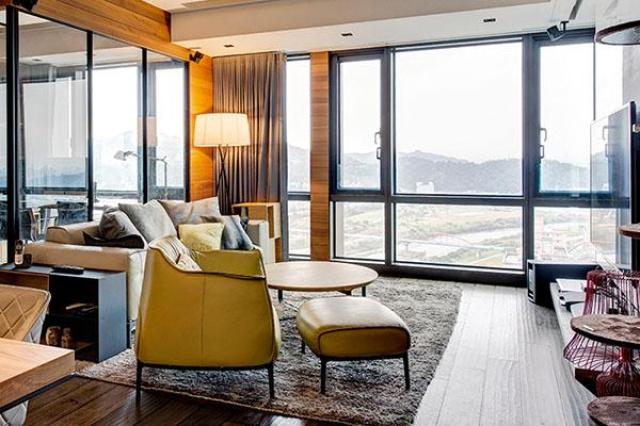 解決高樓玻璃帷幕牆傳導熱曬及高溫問題...