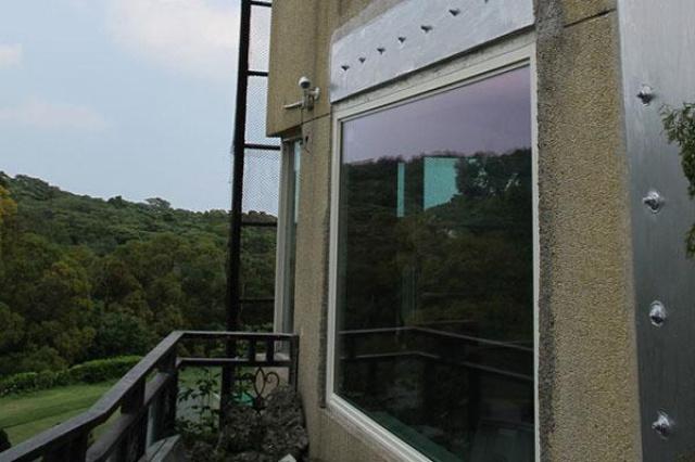 北投私人別墅位於山區溫差大濕度高,有嚴重保暖及結露...